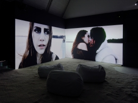 installation view photo by Andy Keate